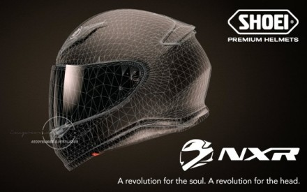 Shoei nxr en magasin !!