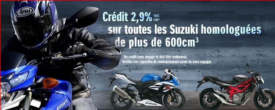Crédit 2.90 by SUZUKI Finance