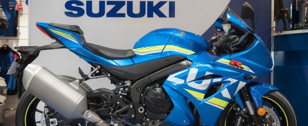 GSX-R1000 disponible
